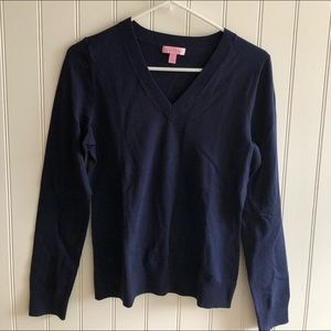 navy Lily sweater
